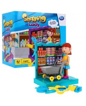 Spoločenská hra Nakupovanie
